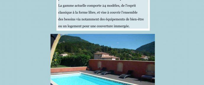 Article de presse Juillet-Août 2013