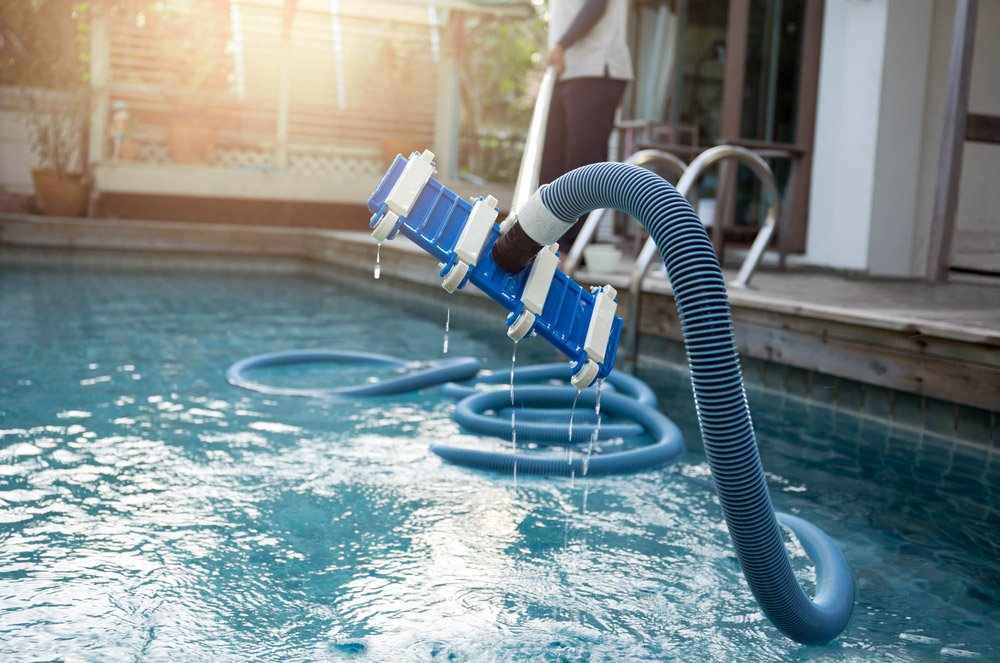 Aspirateur manuel pour piscine