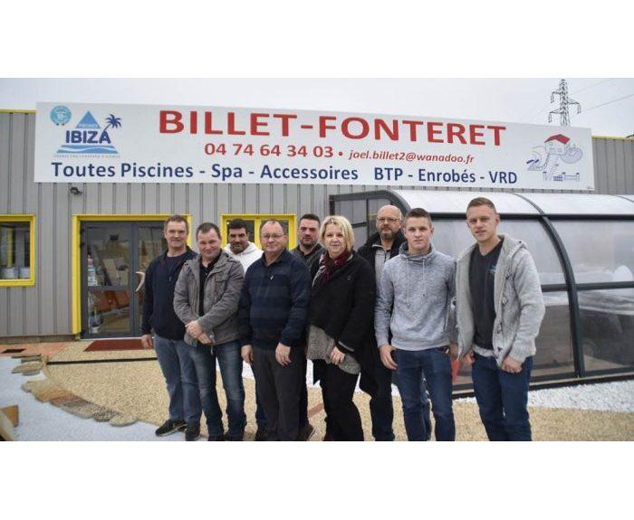 équipe Billet Fonteret