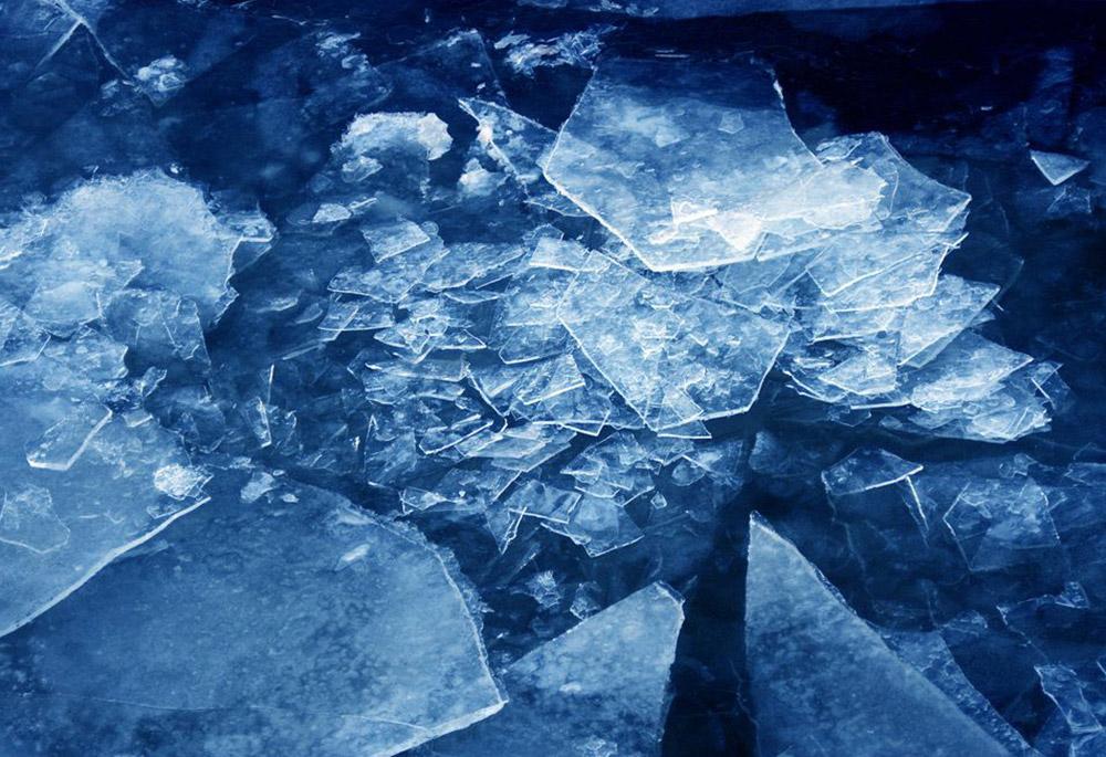 Eau glacée