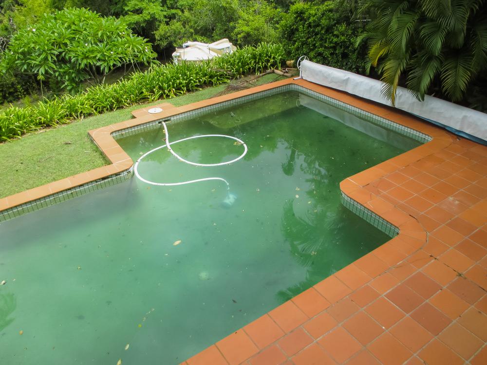 Comment garder une eau de piscine propre piscines ibiza - Comment recuperer eau trouble piscine ...