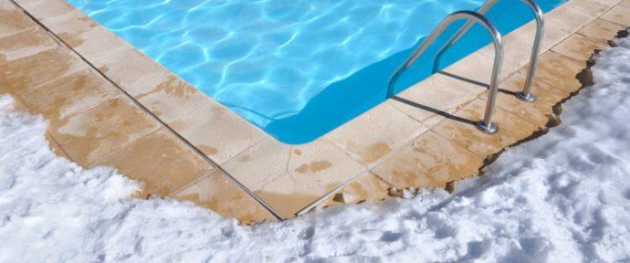 Hivernage d'une piscine : quand et comment faire ?