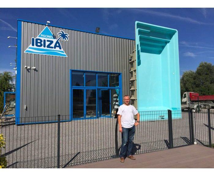 Concessionnaire Piscines Ibiza Péronne Arnaud Fernet