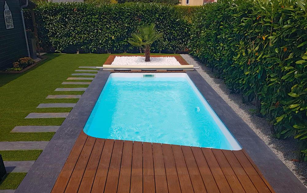 piscine coque rectangulaire bahamas image1