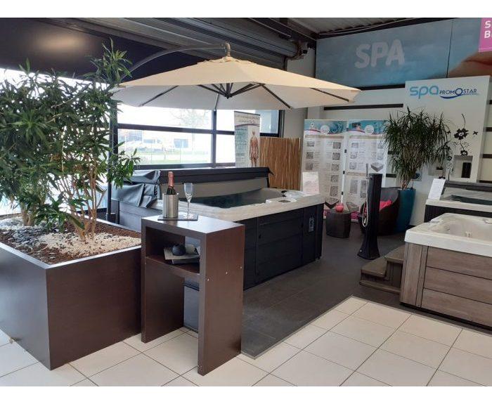 Magasin de spa à Nantes Promostar