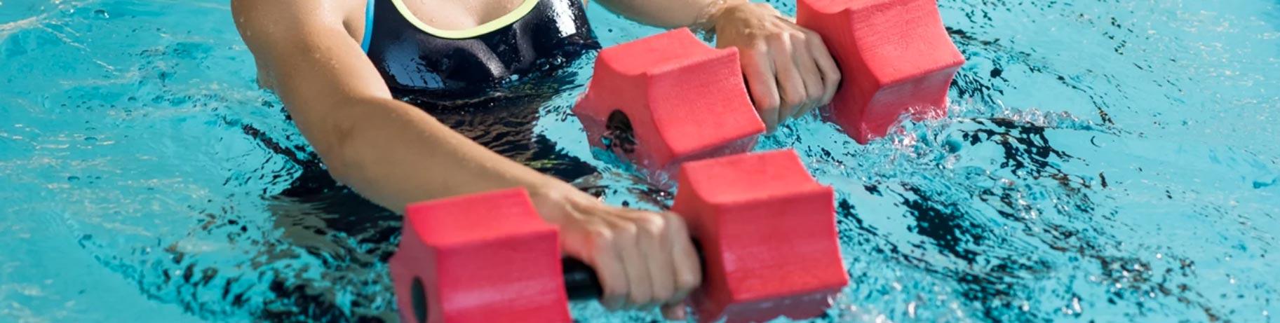 Exercices De Musculation à Faire Dans Votre Piscine Piscines Ibiza