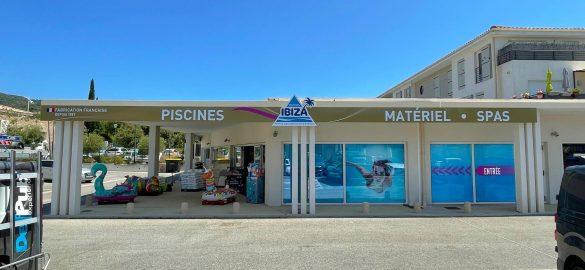 Piscines Ibiza Sainte Maxime